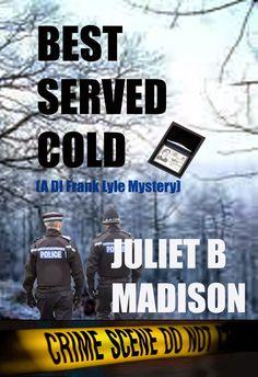 Bookaholic: Meet Crime Author Juliet B. Maddison