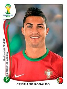 Portugal - Cristiano Ronaldo