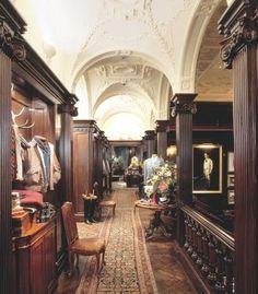2212809bd67f19 Things We Love  Antlers-Ralph Lauren Store- NYC Ralph Lauren Store, Polo