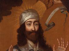 De 'gratie Gods' en Europese koningshuizen