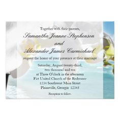 >>>Cheap Price Guarantee          	Aqua/White Orchid Beach Wedding Invitation           	Aqua/White Orchid Beach Wedding Invitation In our offer link above you will seeReview          	Aqua/White Orchid Beach Wedding Invitation Review on the This website by click the button below...Cleck Hot Deals >>> http://www.zazzle.com/aqua_white_orchid_beach_wedding_invitation-161535923669619219?rf=238627982471231924&zbar=1&tc=terrest