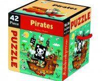 Puzzle piratas, de Mundpuppy