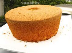 Gâteau éponge (facile,rapide)