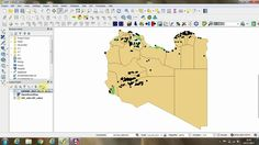 Making a map in QGIS
