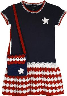 Hey, I found this really awesome Etsy listing at https://www.etsy.com/listing/102941121/patriotic-t-shirt-dress-and-purse
