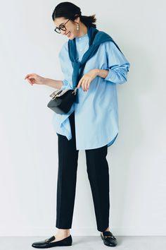 Grey Fashion, Office Fashion, Minimal Fashion, Fashion Models, Spring Fashion, Womens Fashion, Asian Style, Dress Codes, Casual Chic