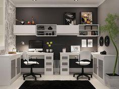 escritorio branco caaza kd