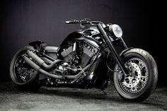 gggs 52 Harley Night Rod, Harley Davidson Night Rod, Harley V Rod, Harley Davidson Road Glide, Custom Moped, Custom Choppers, Custom Bikes, Night Rod Custom, V Rod Custom