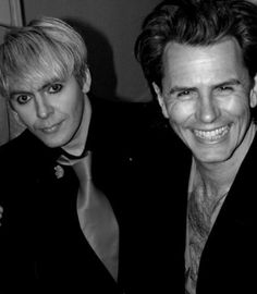 #NickRhodes #JohnTaylor #BassistGod #DuranDuran #Duranie #friends