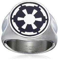 Imperial Signet Ring  http://www.awesomestarwarsstuff.com