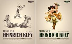 Lost Art of Heinrich Kley