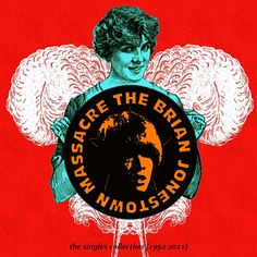 The Brian Jonestown Massacre 'Singles Collection 1992 - - Cargo Records UK Music Covers, Album Covers, New Music, Good Music, Jonestown Massacre, Pandora Radio, Best Albums, Music Library, Cd Album