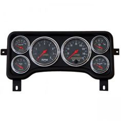 Auto Meter Direct Fit Gauge Dash Panel - AMG-5381