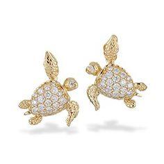 Ippolita Stardust Diamond 18k Yellow Gold Branch Drop Earrings Goldcasters Pinterest And