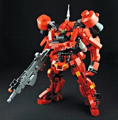 Awesome LEGO Mechs, by Tattun http://www.brickshelf.com/cgi-bin/gallery.cgi?f=277651