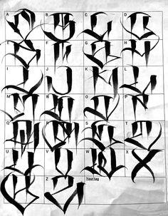 trendy tattoo fonts chicano – Graffiti World Tattoo Lettering Alphabet, Tattoo Lettering Styles, Chicano Lettering, Graffiti Lettering Fonts, Tattoo Script, Script Lettering, Letter Tattoos, Tattoo Arm, Tatto Letters