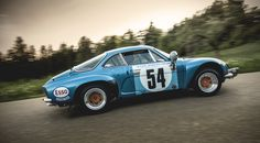 A Cross-Border Love Affair with the Alpine - Photography by Jonas Greiner Alpine Renault, Megane Rs, Vintage Jeep, Rally Car, Love Affair, Courses, Hot Cars, Grand Prix, Super Cars
