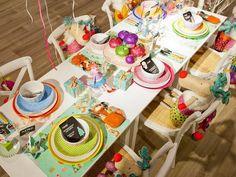 Casinha colorida: Natal: 36 mesas bem decoradas