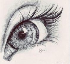 pretty eye!