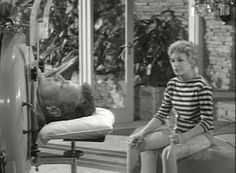 Alfred Hitchcock Presents (1955–1962) No Pain , Season 5 E 05, Brian Keith,  Director: Norman Lloyd,  Joanna Moore
