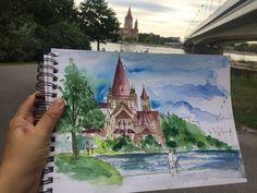 Urban Sketching, Videos, Instagram, Pictures, Urban Sketchers