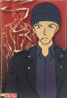 Detektif Conan, Magic Kaito, Case Closed, Sherlock, Haikyuu, Dragon Ball, Chibi, Fangirl, Anime Art