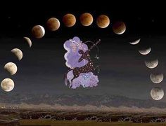 Sagittarius Full Moon 2017 – The Witch's Brew - Release thoughts, energy and fear that may be holding you back.