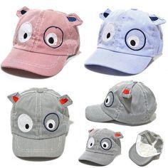 134c279fb Sale 17% (8.59$) - Kids Cotton Baseball Cap Children Sun Hat Child