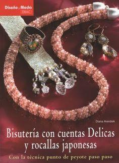 Bisuteria con cuentas Delicas y rocallas japonesas - Maite Omaechebarria - Picasa Albums Web