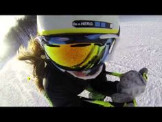 ▶ GoPro Hero3: Skiing in the Eastern Townships - YouTube