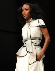 Get all the Johannesburg Fashion Week highlights Top Celebrities, Peplum Dress, Highlights, News, Dresses, Fashion, Vestidos, Moda, Fashion Styles