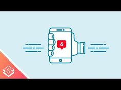 Inkscape Tutorial: Mobile Alert Design - YouTube