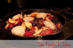 Guest Foodie: Jake Van Ness & Easy to Gobble Cobbler