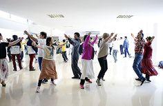 Danza por la inclusión llegó a los escenarios de Bragado El cuerpo de baile impulsado por Desarrollo Social brindó una clínica de danza folclórica en el Centro Cultural Florencio Constantino de dicha localidad. Además, ofrecieron funciones gratuitas para los vecinos y vecinas de la zona.