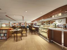 First look at luxury line Seabourn's next ship