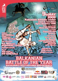 Battle of The year Balkans 2009
