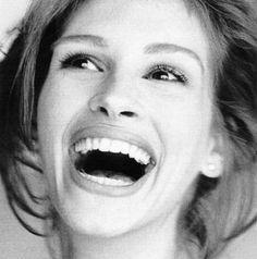 Julia Roberts et son célèbre sourire !