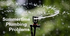 Common Summer Plumbing Issues in Sydney #plumbing #plumbingissues #plumbers #summer