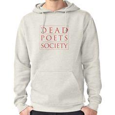 155c55f22d Dead Poets Society - Logo Hoodie (Pullover)