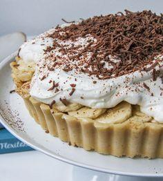 Matkrabat - French silk chocolate coconut banoffee pie