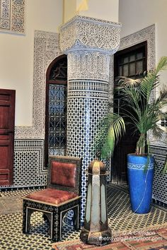 Morning at the Riad d'Or, Meknes, Morocco | Exploration Vacation