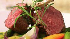 Vårlam Steak, Food, Meal, Essen, Steaks, Hoods, Meals, Eten, Beef