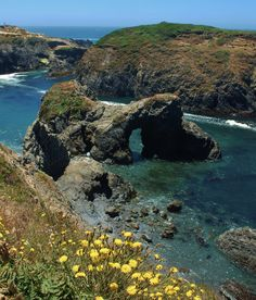 Mendocino Headlands, CA