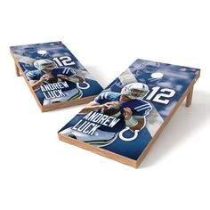 Andrew Luck Indianapolis Colts Player Tailgate Cornhole Set - $279.99