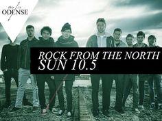 Lækker lyd fra nord. To af Grønlands mest populære rockbands gæster #NordatlantiskHus på søndag.. #Nanook #SmallTimeGiants #gagaproductions #odense #thisisodense #mitodense  Læs anbefalingen på: http://www.thisisodense.dk/da/18397/laekker-lyd-fra-nord