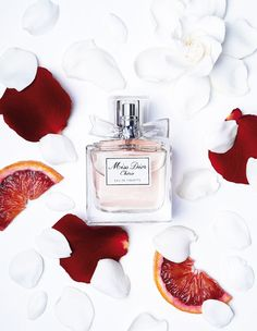 Miss Dior Cherie Miss Dior, Still Life Photography, Beauty Photography, Product Photography, Flower Photography, Cosmetic Design, Cosmetics & Perfume, Beauty Shots, Commercial Photography
