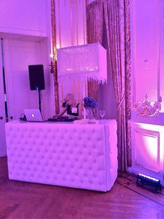 Fancy DJ Booth