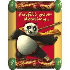 Kung Fu Panda Invitations 8ct Party America,http://www.amazon.com/dp/B0018A0U88/ref=cm_sw_r_pi_dp_oNQBtb0QBCW5KS6H
