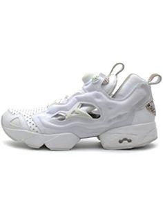 low priced 0957e 85048 Atmos x Reebok Pump Fury White Snake V54170 Size 11 ❤ ... Reebok Pump