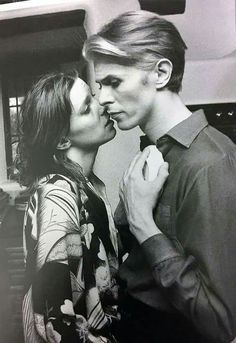 David Bowie & Candy Clark, The Man Who Fell to Earth (1976)